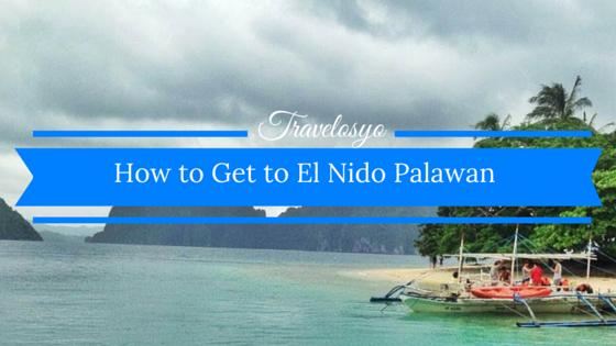 How to get to El Nido