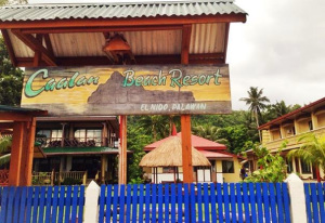 Travel Guide: Taiyo Beach Resort EL Nido