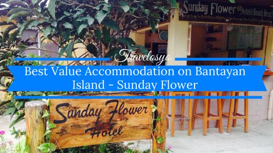 Best Value Accommodation on Bantayan Island – Sunday Flower