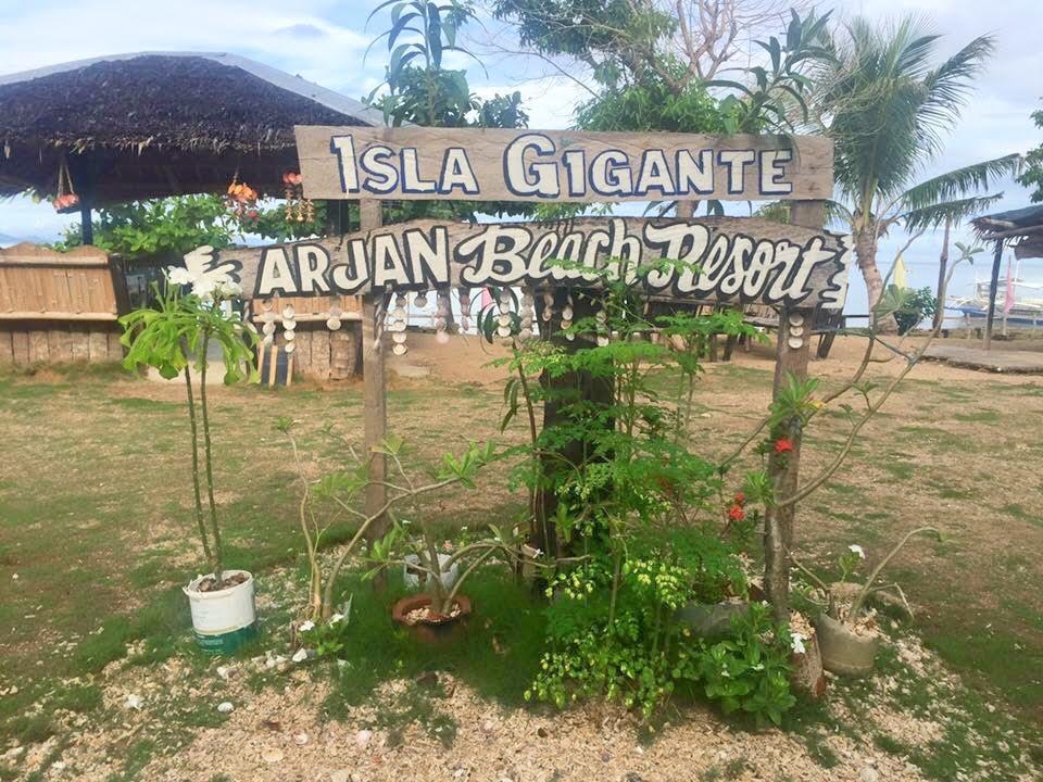 arjan beach resort