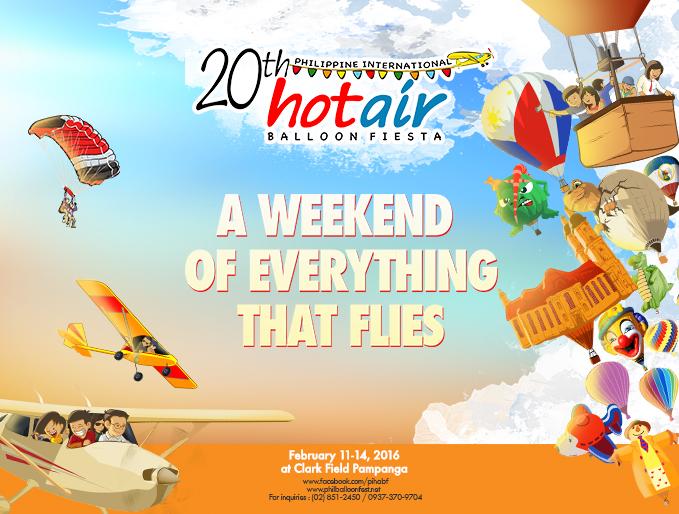20th Hot air balloon Fiesta
