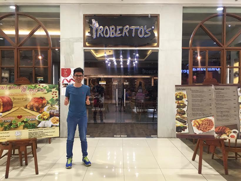 Robertos coffee and tea