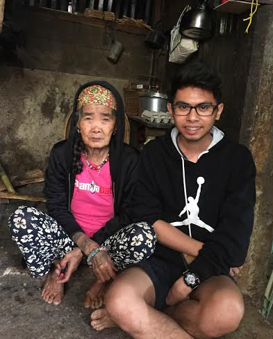 With Whang-Od