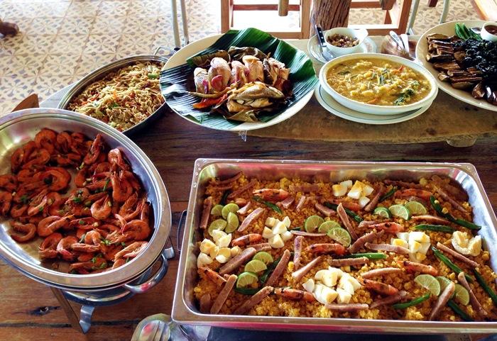 Filipino food, Guimaras, Philippines