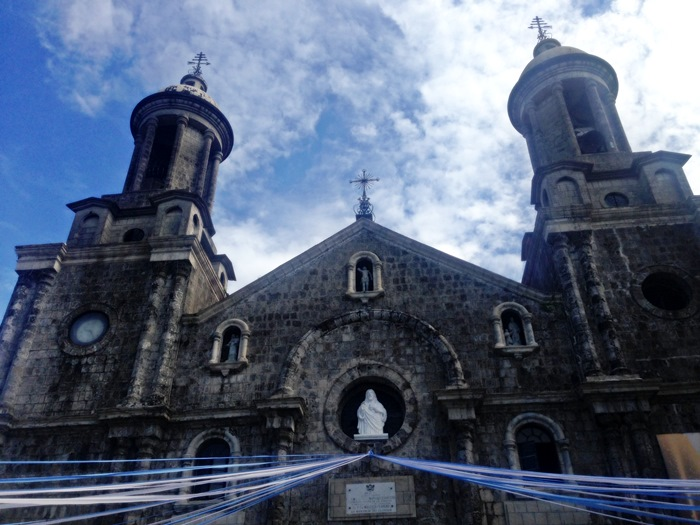 San Sebastian Cathedral in Bacolod, Philippines