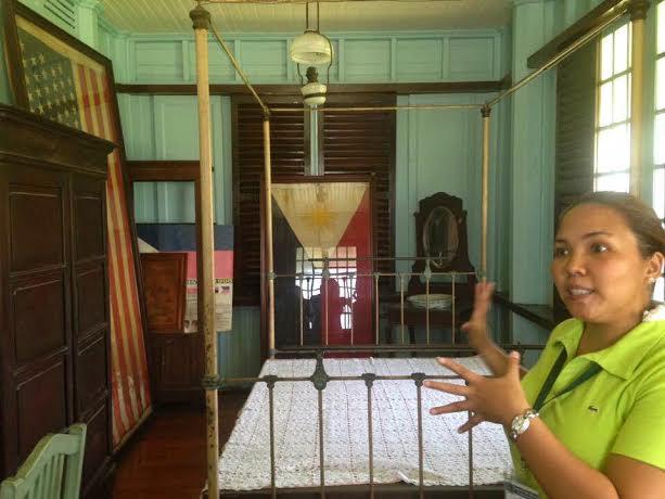 Baldomero Aguinaldo Shrine