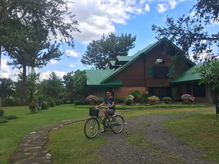 Casa San Pablo bike