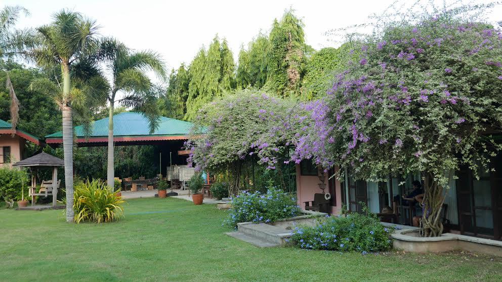 Casa San Pablo peaceful place