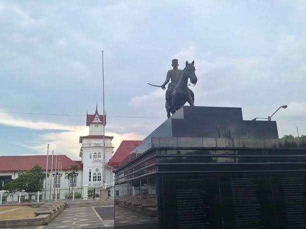 Emilio Aguinaldo Shrine front view