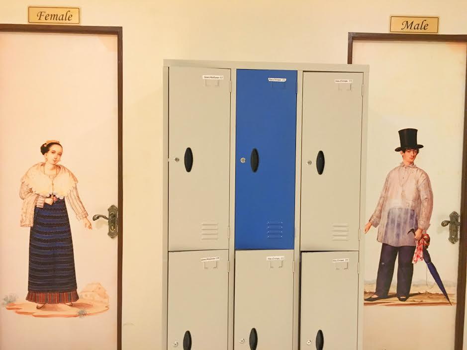 tambayan hostel restroom