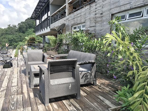 Casa Alegria garden