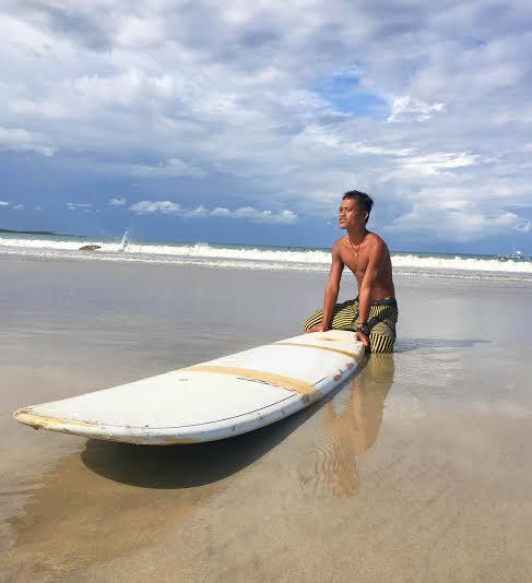 Surfing - Gubat