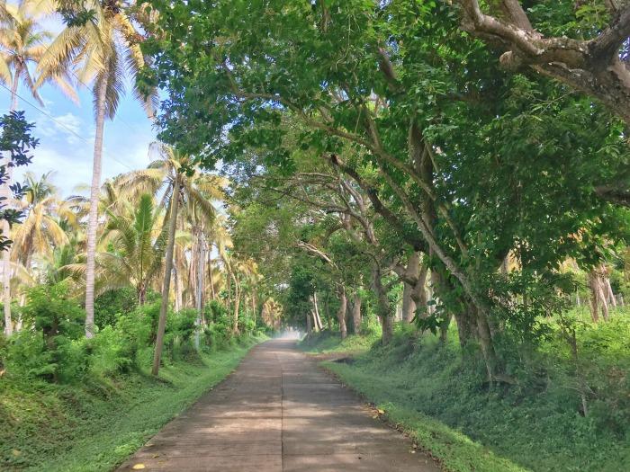 road to basilan