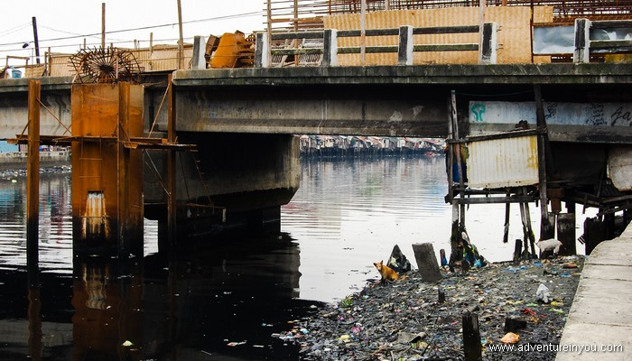 manila slum area