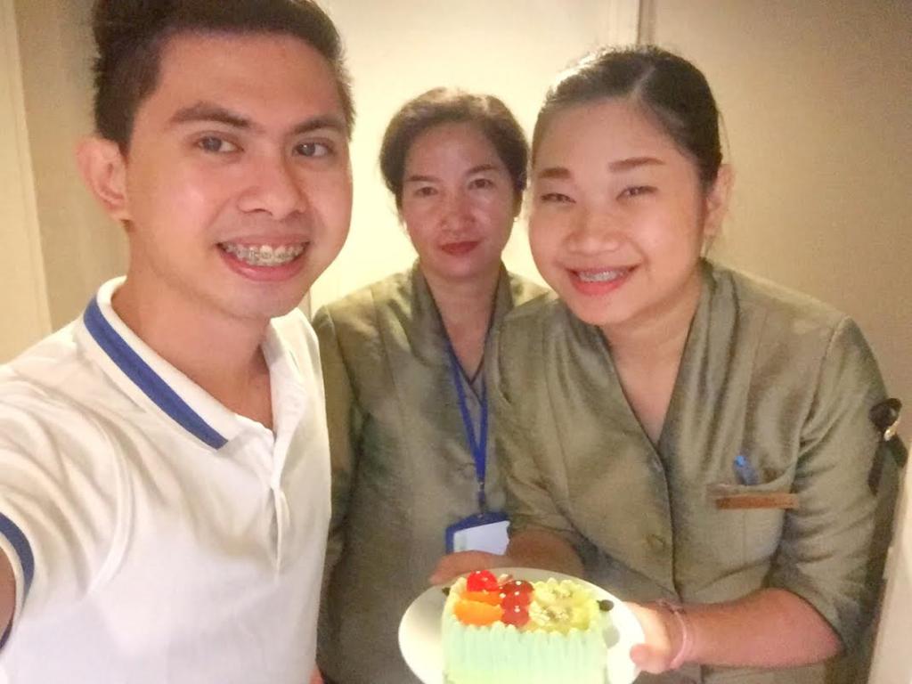 Mandarin Hotel Staff