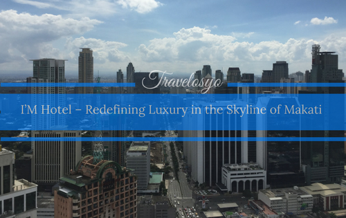I'M Hotel – Redefining Luxury in the Skyline of Makati