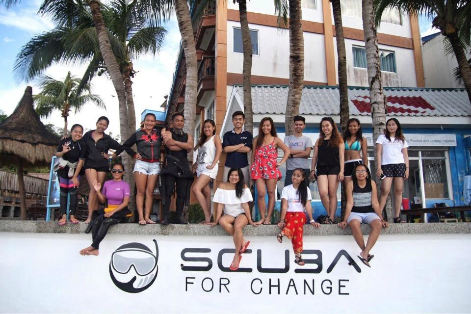 Scuba for Change