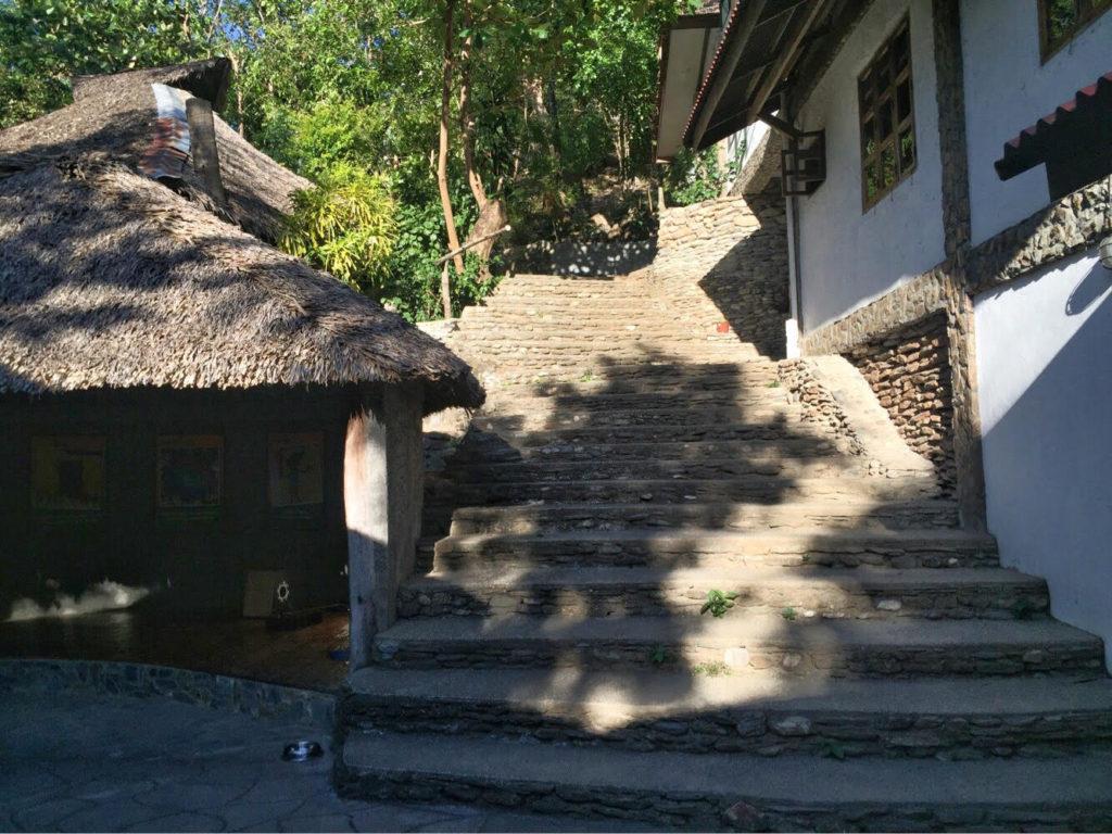 stairway foundation