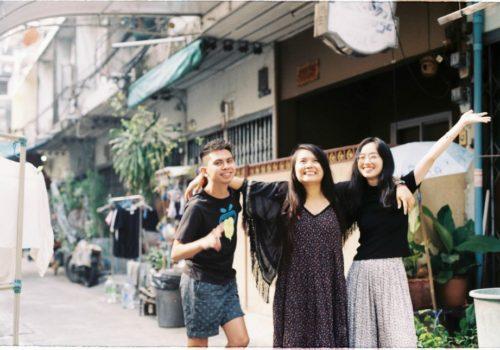 Volunteering in Bangkok