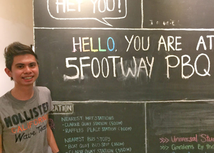 5footway.inn PBQ: Cozy yet Affordable Accommodation in Singapore