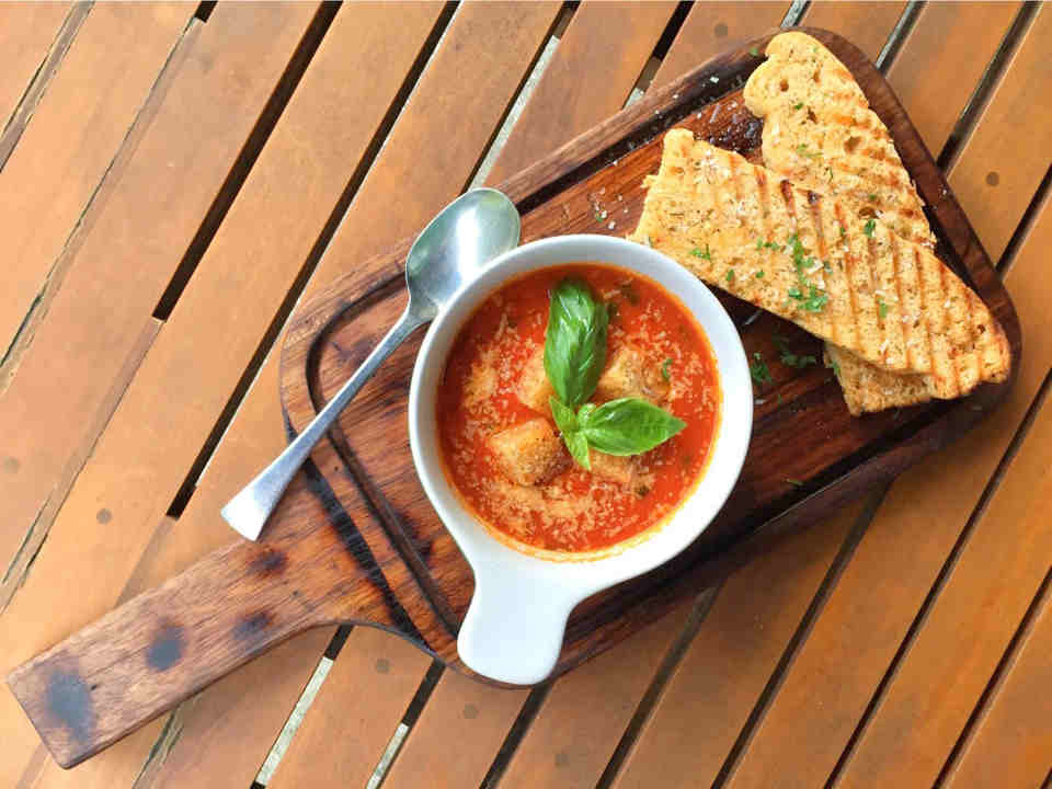 Tuscan Tomato and Bread Soup