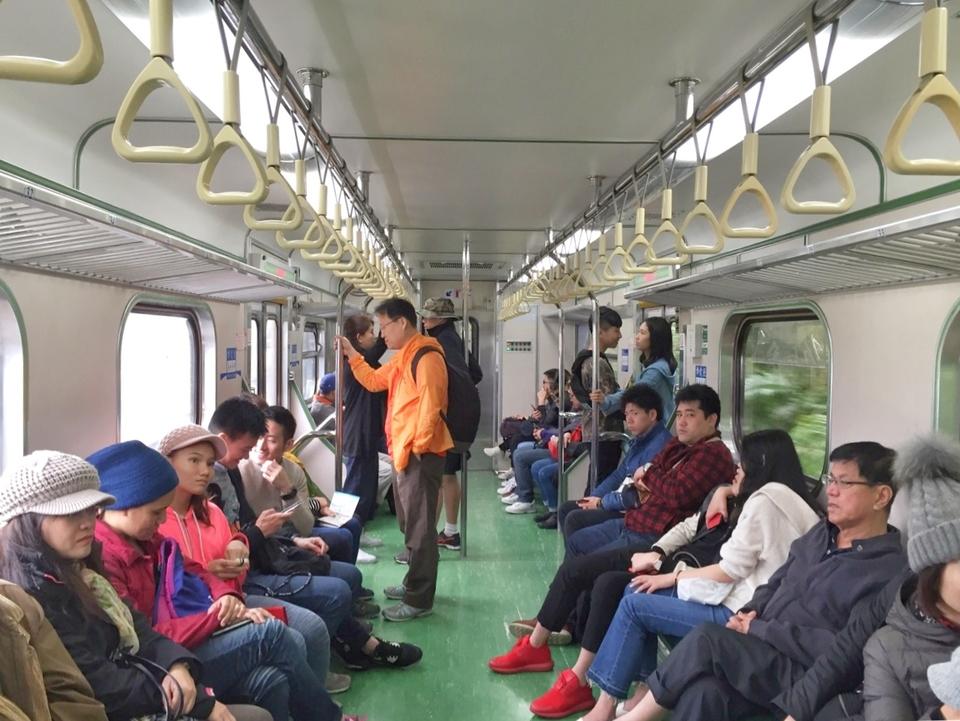 Taiwan Local Train