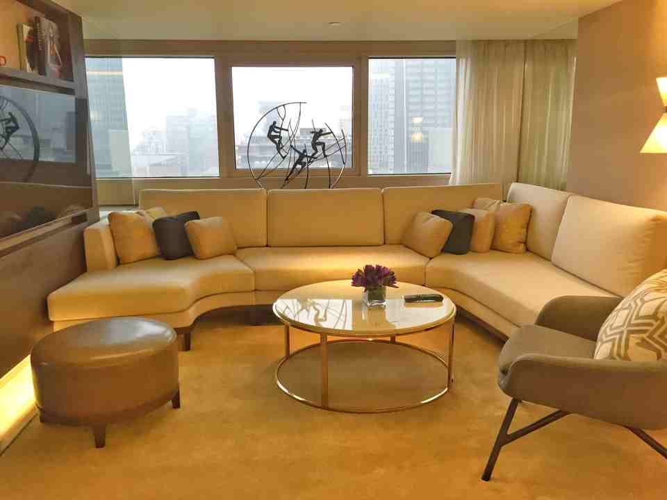 Grand Executive View Suite