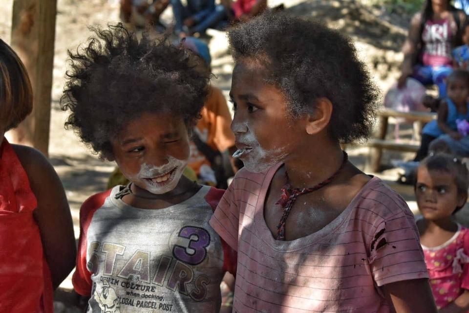 Dumagat Kids