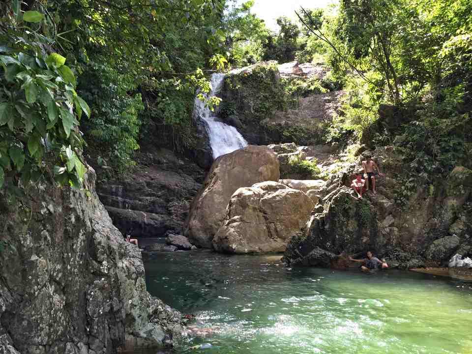 Solong falls
