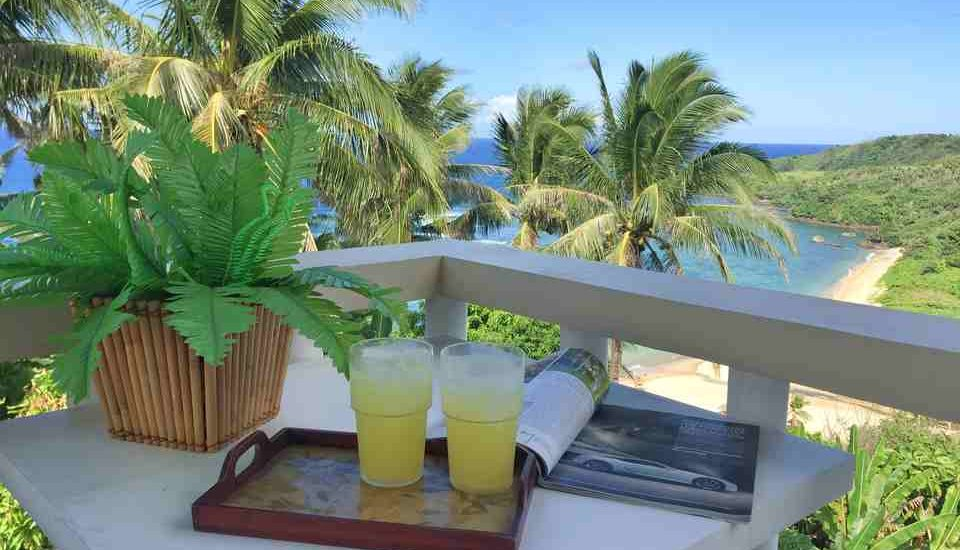 Enjoy Unbelievable View of the Pacific from Alon Surf Stay