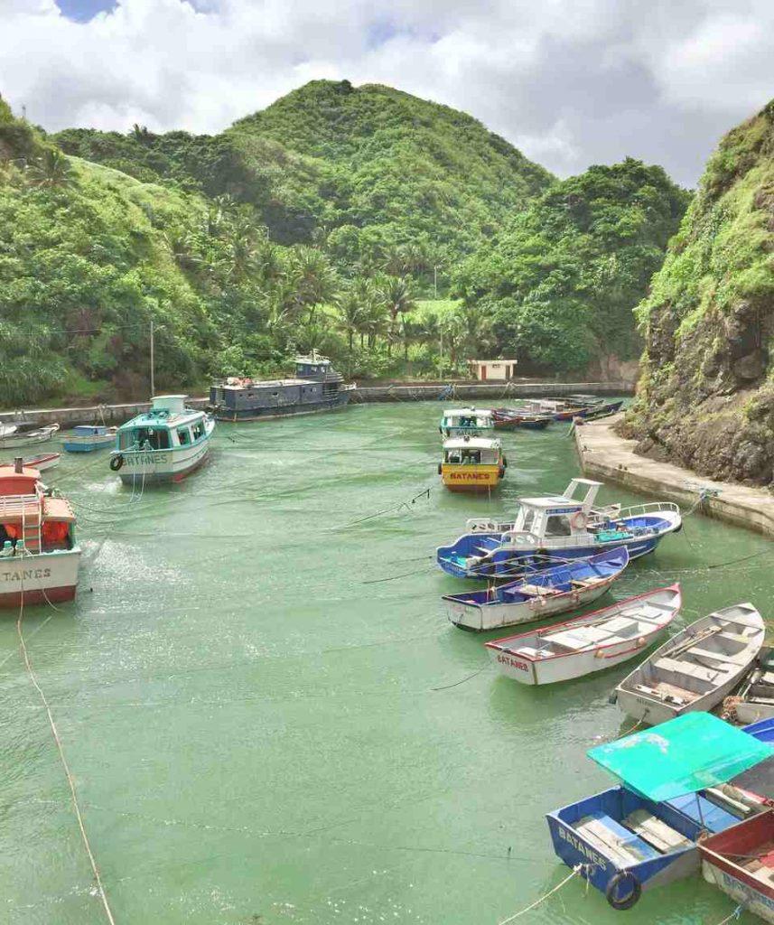 Mahatao Boat Shelter