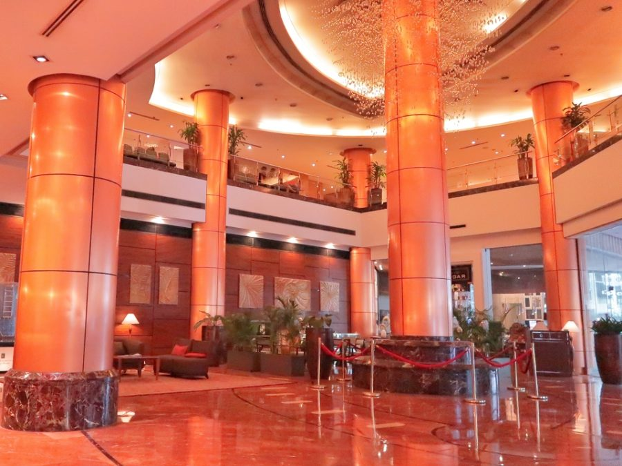 Eastwood Richmonde Hotel Lobby