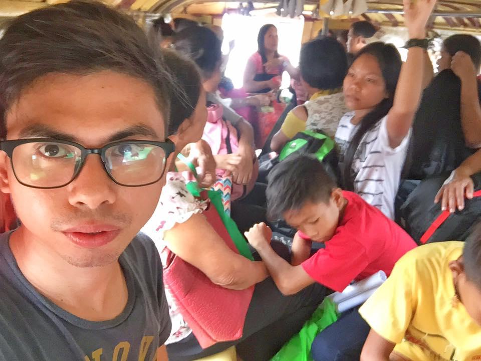 Jeepney in Guimaras