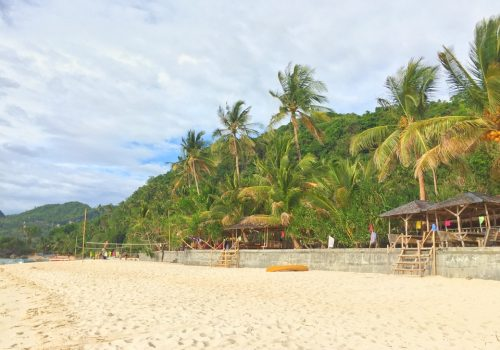 Hinugtan Beach
