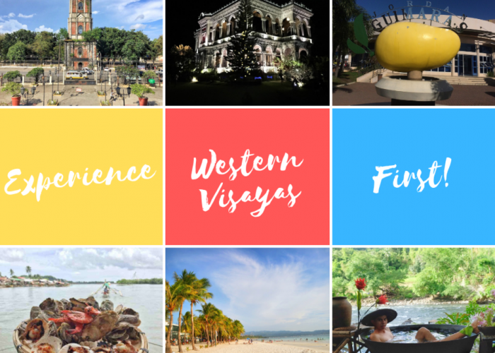 10-Day Tour around Western Visayas [Attractions Highlight]