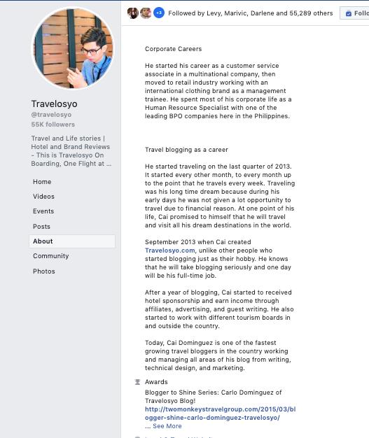 Facebook Page Hacked