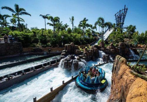 Florida Theme park