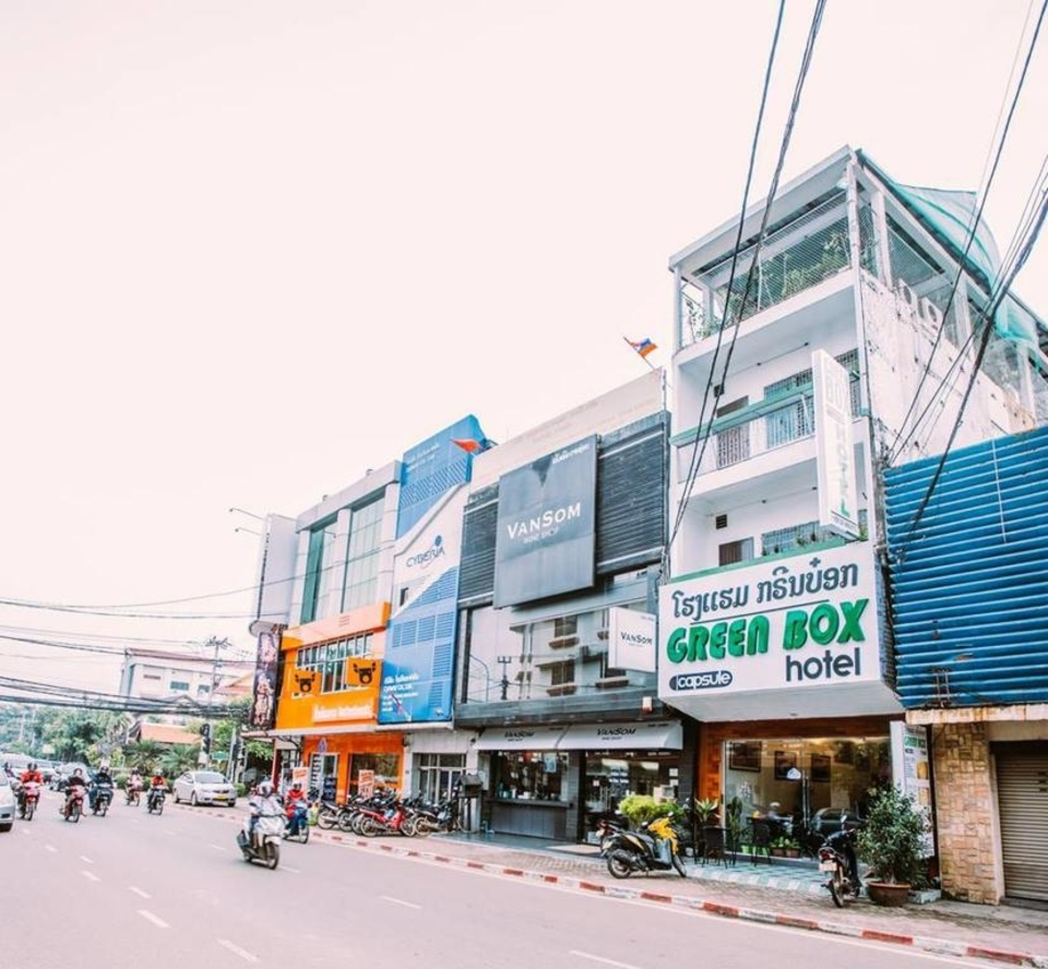 Green Box Hotel