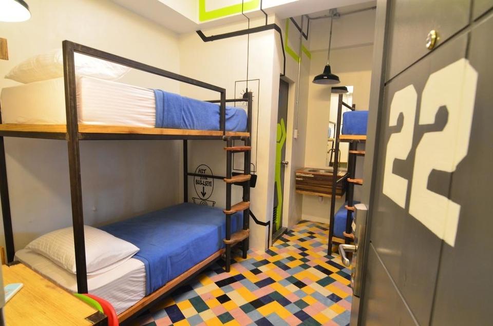 hostels in Makati