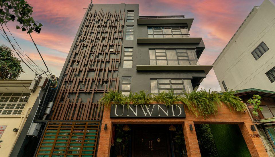 UNWND Lux Hostel: The Newest Posh Hostel in Makati